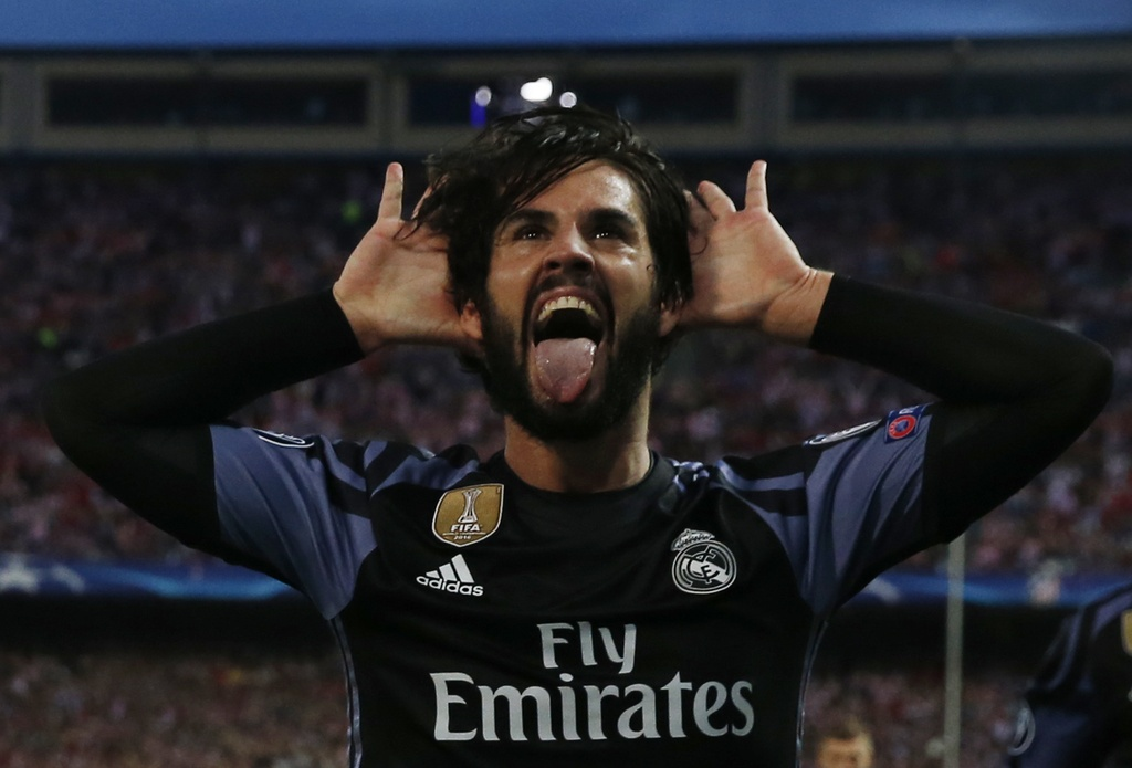 Cham diem Atletico 2-1 Real: Isco len dinh, Ronaldo cham day hinh anh 9