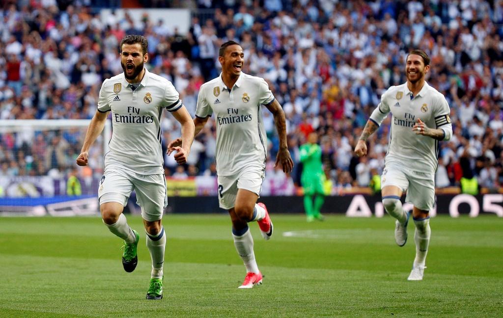 Ronaldo, Real dong loat pha ky luc sau tran thang Sevilla hinh anh 2