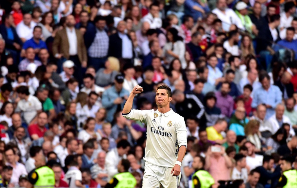 Ronaldo ghi danh lich su sau cu dup vao luoi Celta Vigo hinh anh 1