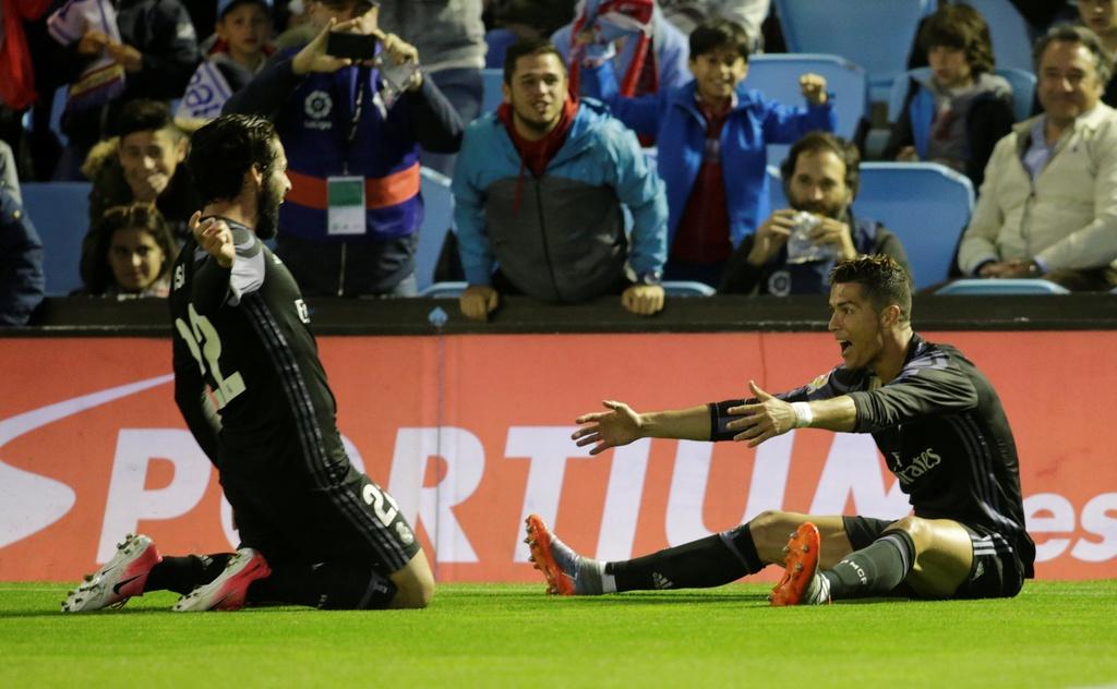 Ronaldo ghi danh lich su sau cu dup vao luoi Celta Vigo hinh anh 3