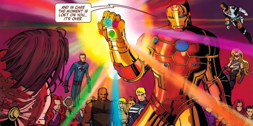 So phan cua Iron Man trong 'Avengers 4' duoc du bao tu 'Civil War'? hinh anh 3