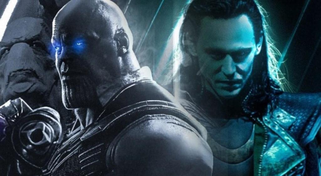 Thanos phai Loki den xam chiem Trai dat vi Captain Marvel? hinh anh 1