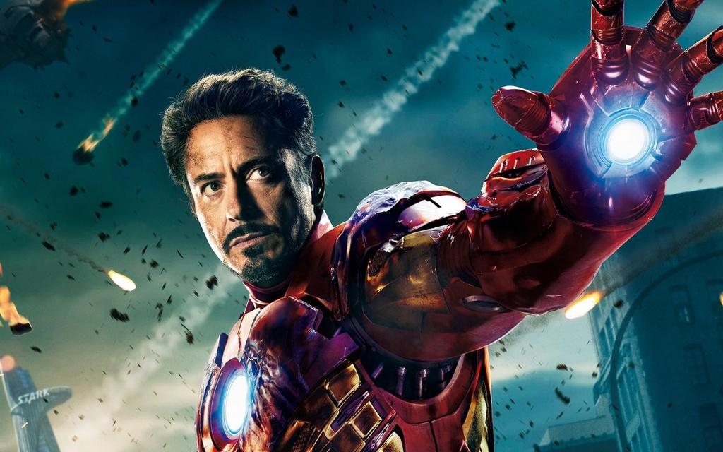 8 su that thu vi phia sau hau truong 'Iron Man' 2008 hinh anh 4
