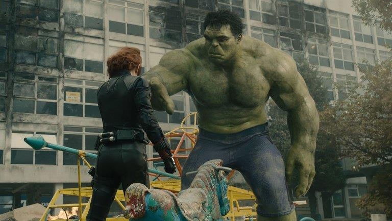 8 su that chua biet ve bom tan 'Avengers: Age of Ultron' hinh anh 7