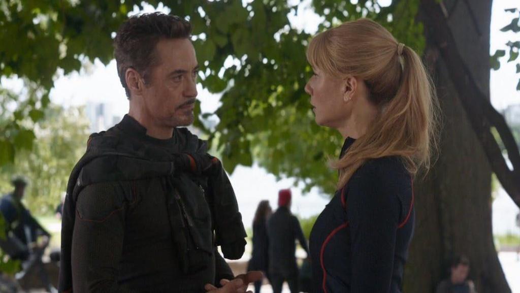 'Avengers: Endgame' goi nhac den nhung canh kinh dien nao cua MCU hinh anh 2