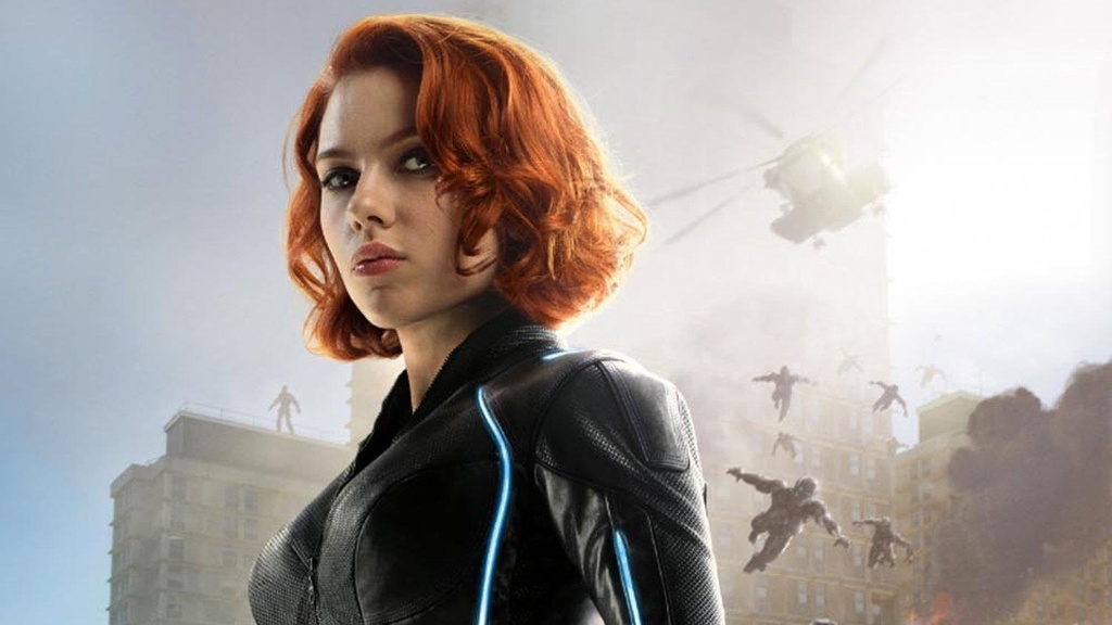 Avengers Endgame,  Black Widow anh 1