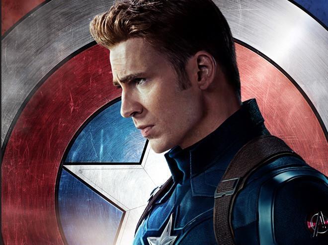 Avengers Endgame,  Captain America,  Thor anh 4