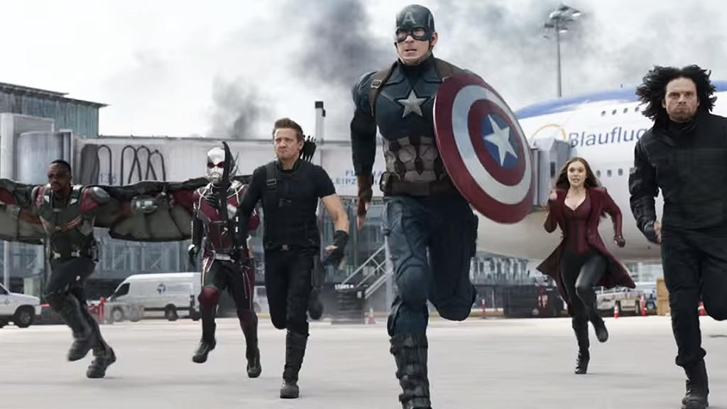 tran chien hay trong phim Marvel anh 5