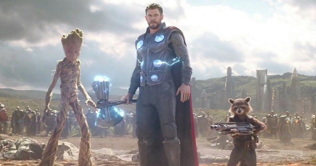 Iron Man - Spider Man va 7 cap doi duoc yeu thich nhat MCU hinh anh 5