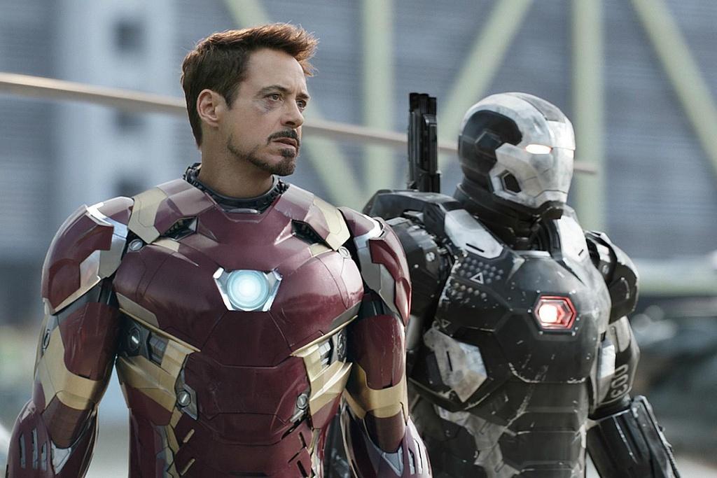 Iron Man - Spider Man va 7 cap doi duoc yeu thich nhat MCU hinh anh 7