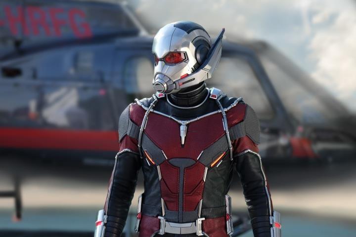 Deadpool,  sieu anh hung MCU anh 2