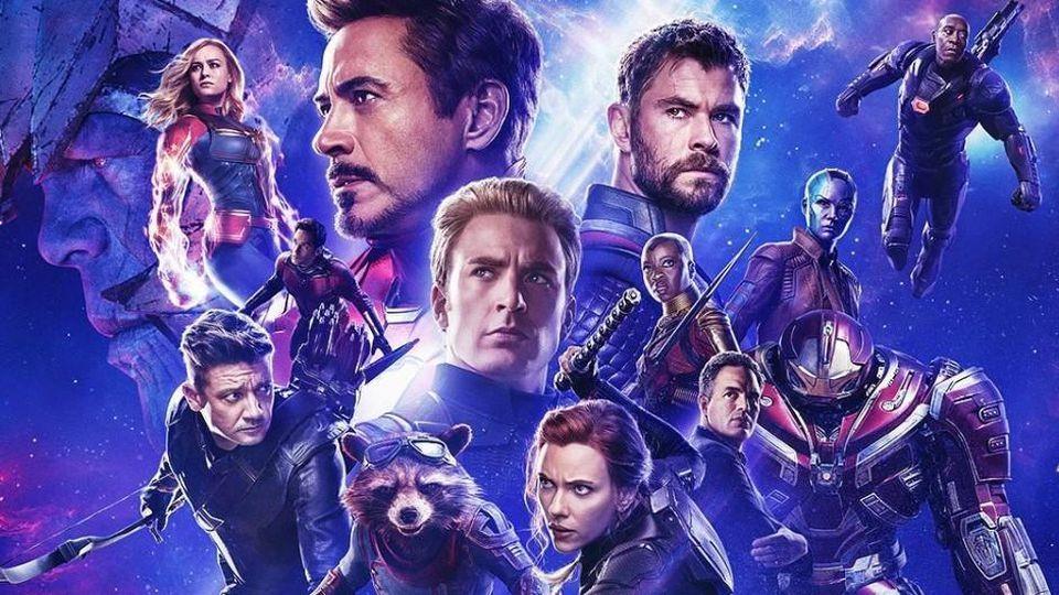 phim Marvel,  Avengers Endgame, anh 1