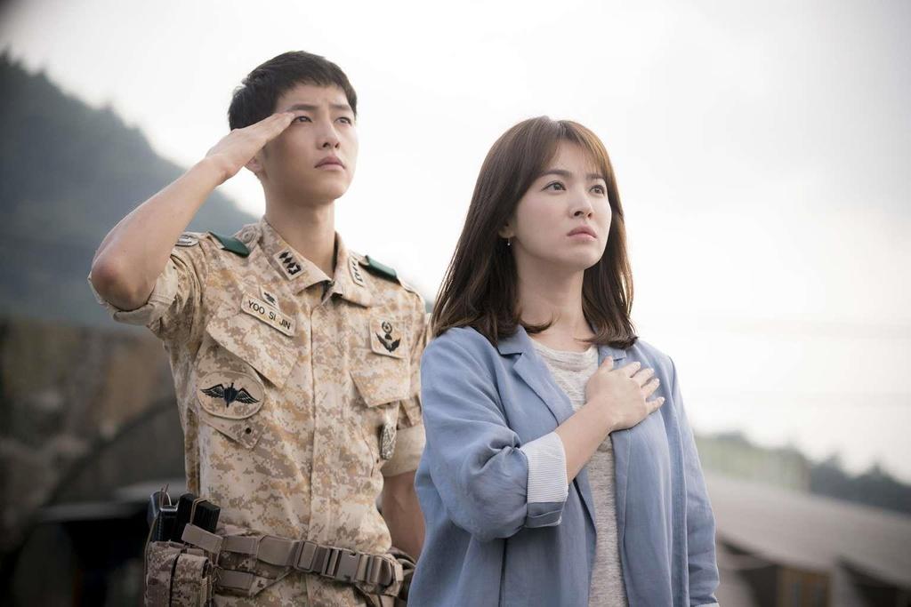 Song Hye Kyo,  Song Joong Ki ly hon anh 1