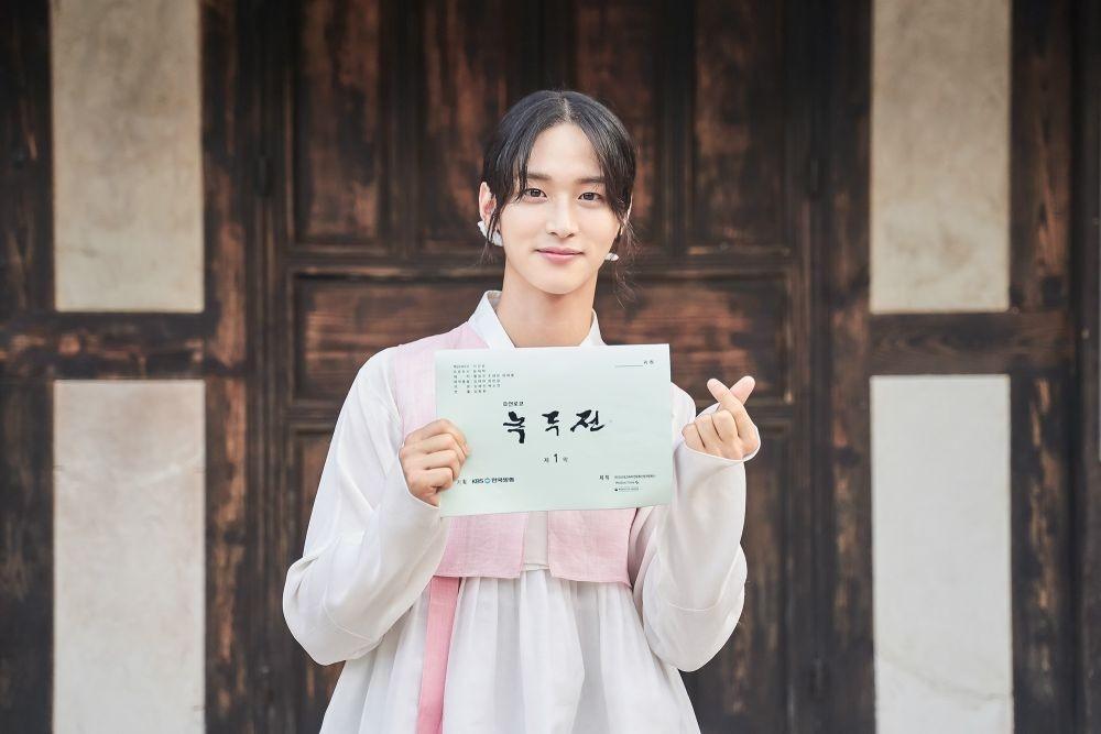 The Tale of Nokdu,  Jang Dong Yoon,  Kim So Hyun anh 1