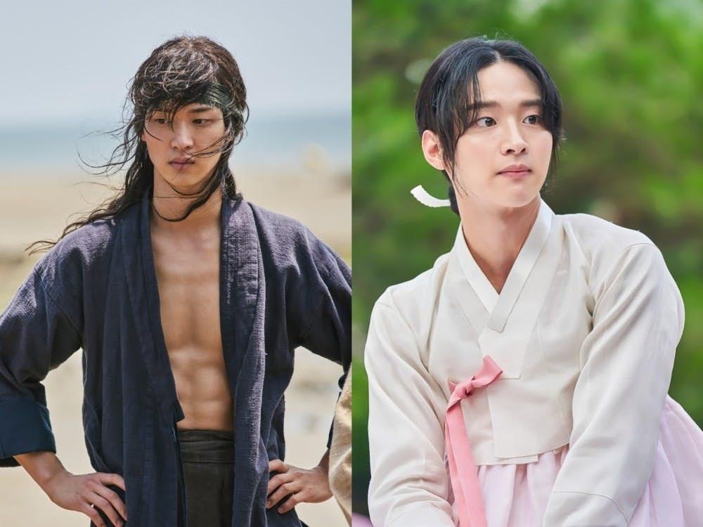 The Tale of Nokdu,  Jang Dong Yoon,  Kim So Hyun anh 3