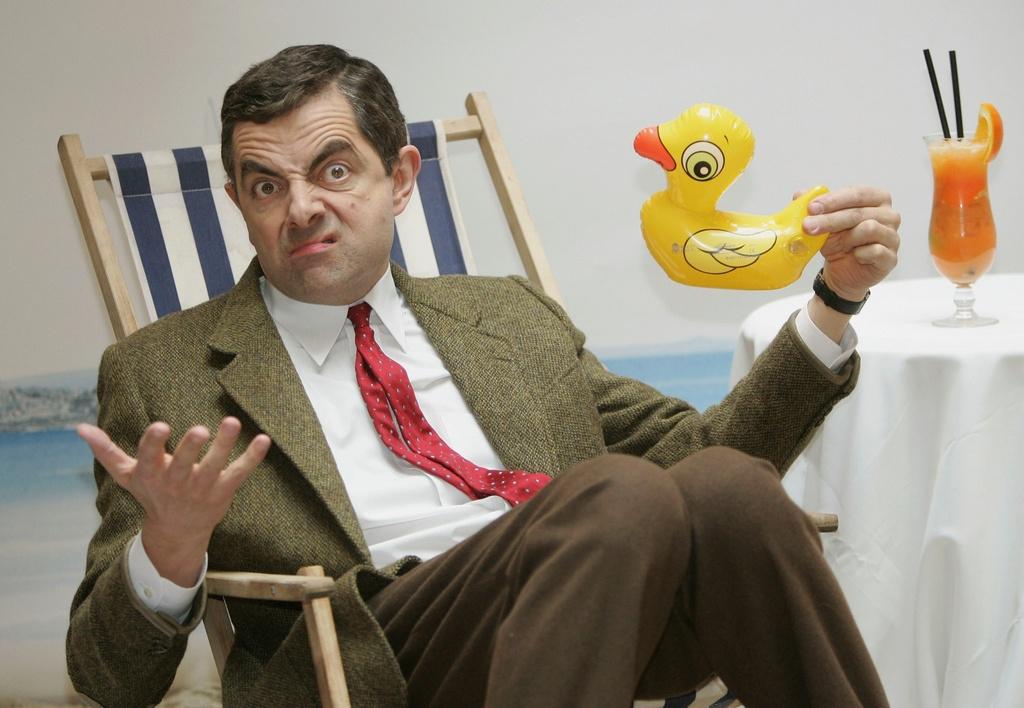 Bi goi la 'hai ban', vi sao Mr. Bean van duoc yeu thich? hinh anh 4