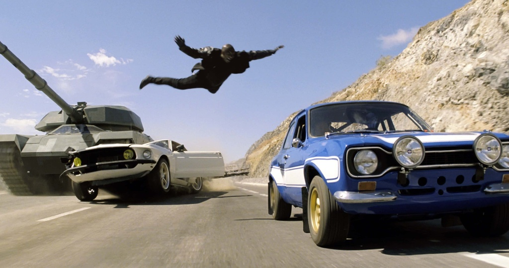 Fast & Furious 9,  Vin Diesel,  The Eternals anh 5
