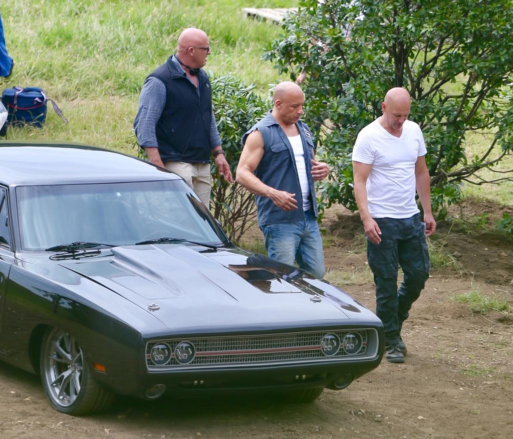 Fast & Furious 9,  Vin Diesel,  The Eternals anh 4