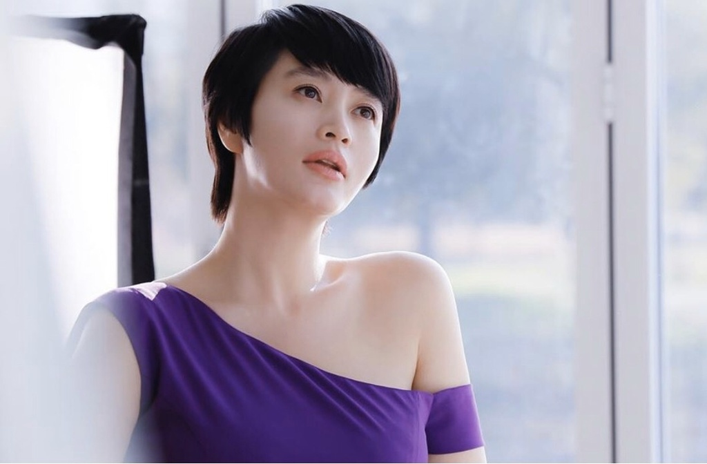 Kim Hye Soo tuoi 50 anh 1