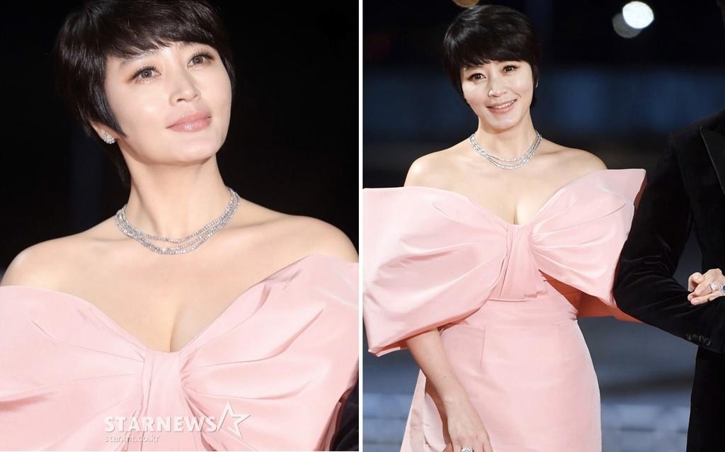 Kim Hye Soo tuoi 50 anh 5