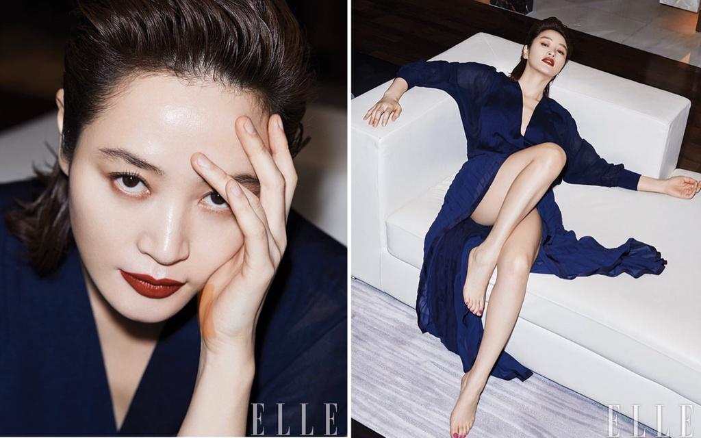 Kim Hye Soo tuoi 50 anh 3