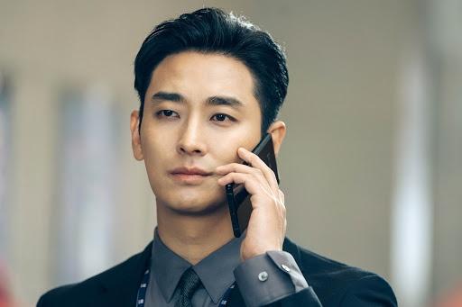 Joo Ji Hoon,  Kim Hye Soo,  Kingdom,  Hyena anh 4