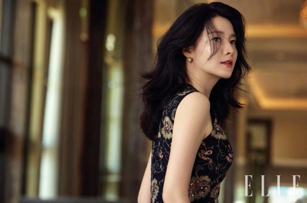 Lee Young Ae,  nang Dae Jang Geum anh 4