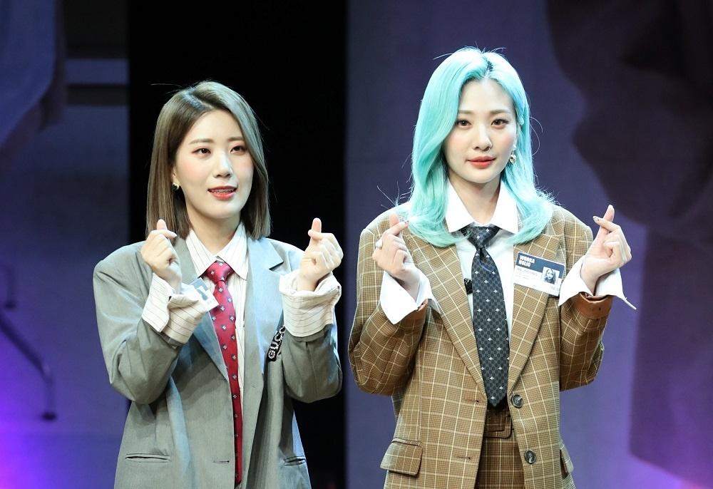MIna,  Jimin,  AOA,  Momoland,  Yeon Woo anh 4