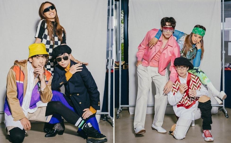 Bi Rain,  Song Hye Kyo,  Ngoi nha hanh phuc anh 2