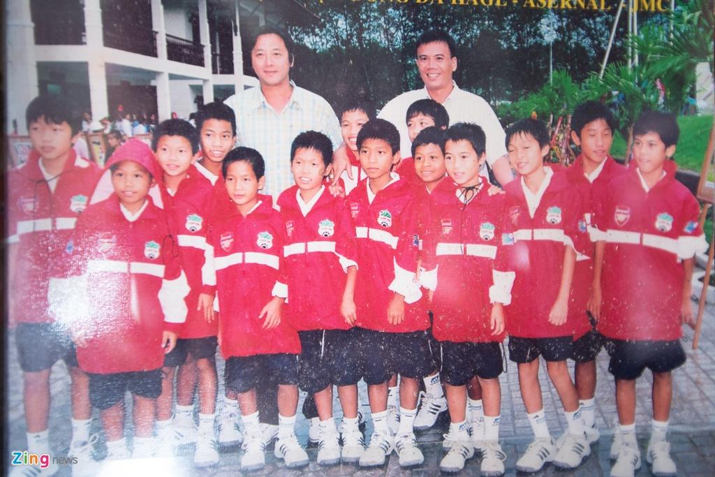Vu Van Thanh - tu cau be nhut nhat den hau ve canh so 1 cua Olympic VN hinh anh 8