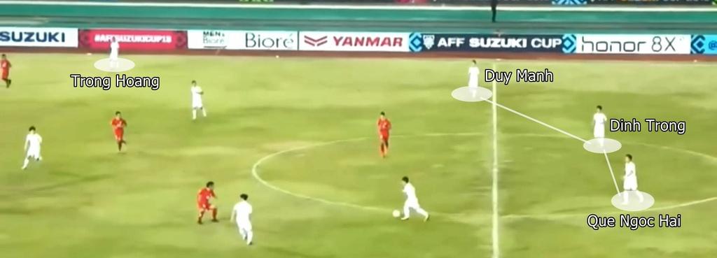 HLV Park Hang-seo da lam moi DT Viet Nam o AFF Cup ra sao? hinh anh 6