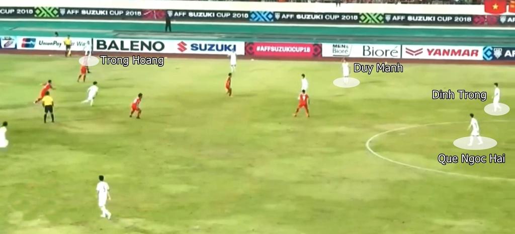 HLV Park Hang-seo da lam moi DT Viet Nam o AFF Cup ra sao? hinh anh 5