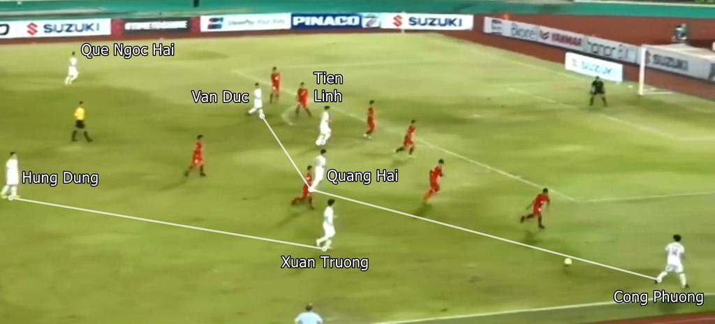 HLV Park Hang-seo da lam moi DT Viet Nam o AFF Cup ra sao? hinh anh 13