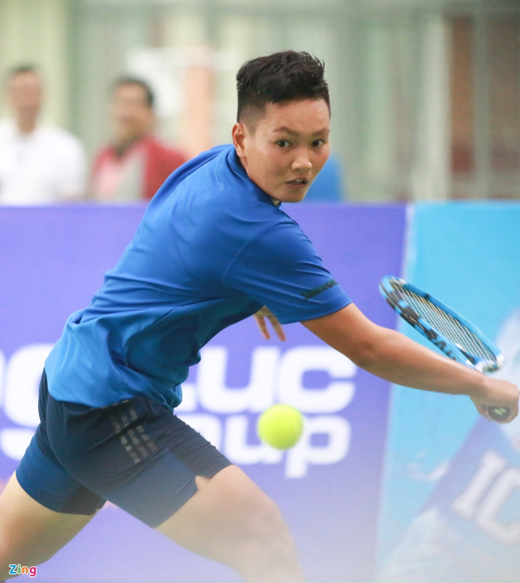 'Bong hong lai' cua tennis Viet bat dong ngon ngu voi trong tai hinh anh 10
