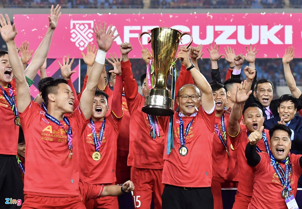 Tuyen Viet Nam vo dich AFF Cup: Sau anh hao quang se la gi? hinh anh 1