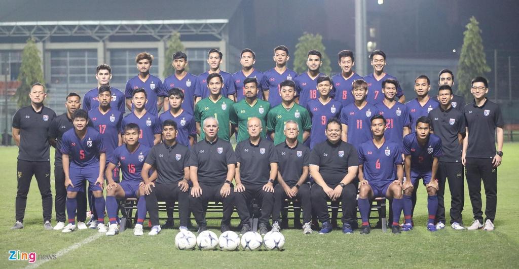 'U23 Thai Lan gap ap luc khong khac gi Viet Nam' hinh anh 1