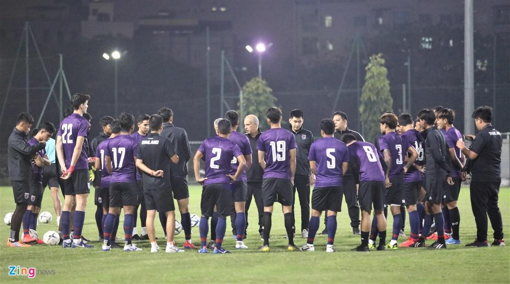 'U23 Thai Lan gap ap luc khong khac gi Viet Nam' hinh anh 3