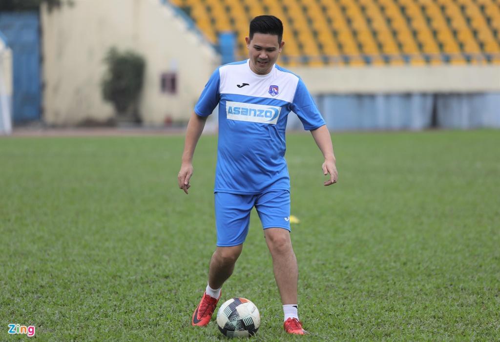 Asanzo,  CLB Quang Ninh,  CEO Pham Van Tam anh 3