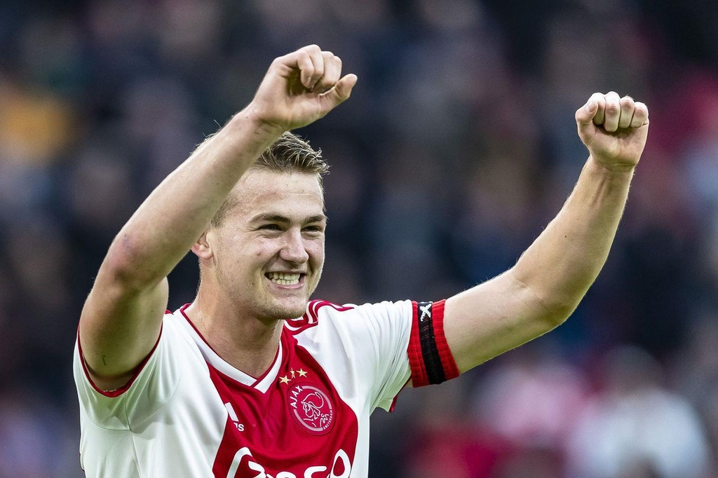 Ajax,  Champions League anh 4