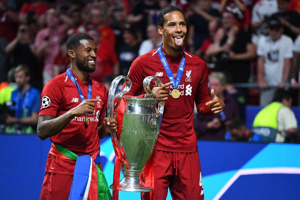 Khoanh khac Liverpool nang cao cup vo dich Champions League sau 14 nam hinh anh 7