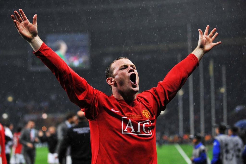Voi Ronaldo va Rooney, MU thong tri chau Au hon 10 nam truoc hinh anh 10