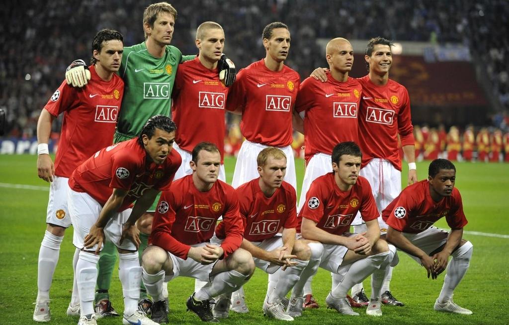 Voi Ronaldo va Rooney, MU thong tri chau Au hon 10 nam truoc hinh anh 13