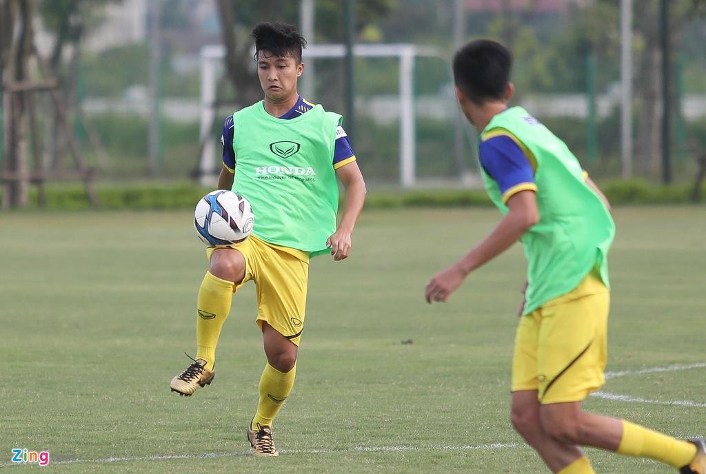 HLV Park xu ly bong truoc vong vay cua U23 Viet Nam hinh anh 10