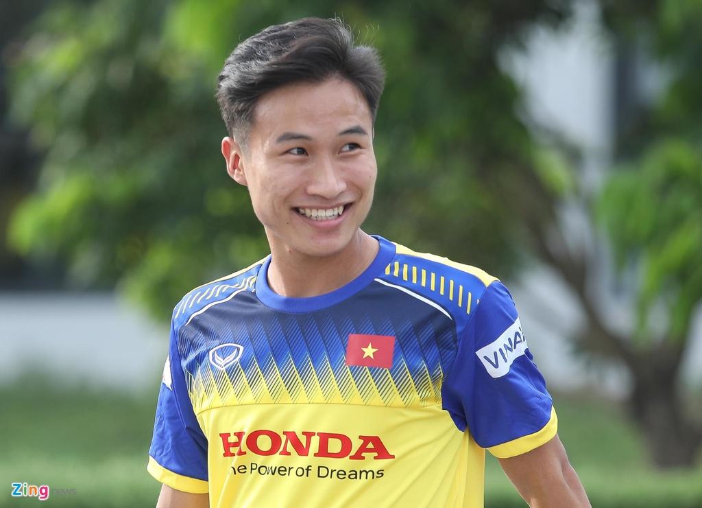 HLV Park xu ly bong truoc vong vay cua U23 Viet Nam hinh anh 2