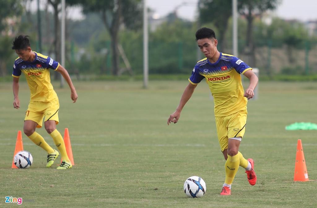 HLV Park xu ly bong truoc vong vay cua U23 Viet Nam hinh anh 8