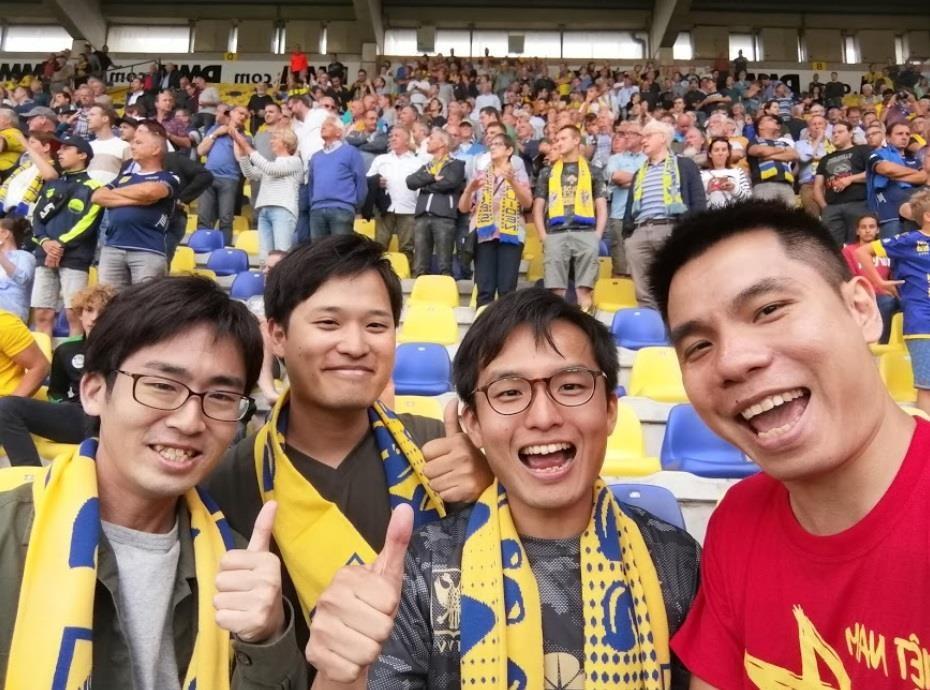 Hanh trinh dang nho de gap Cong Phuong tai Bi cua fan Viet hinh anh 3
