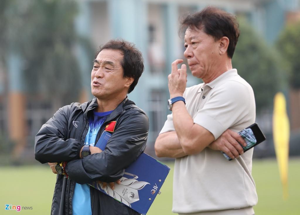 Xuan Truong han hoan khi gap lai thay cu hinh anh 3