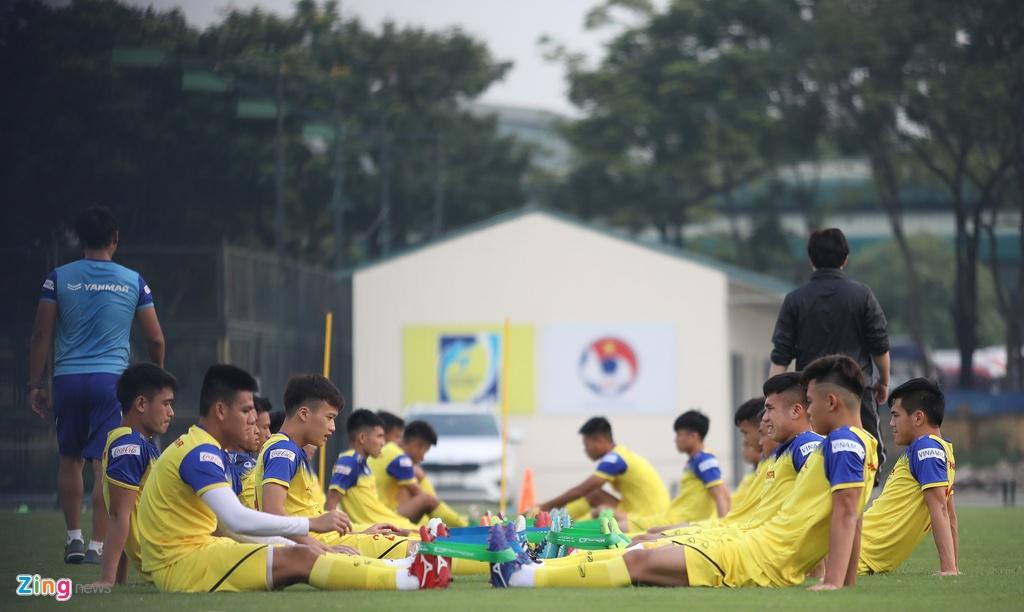 Xuan Truong han hoan khi gap lai thay cu hinh anh 7