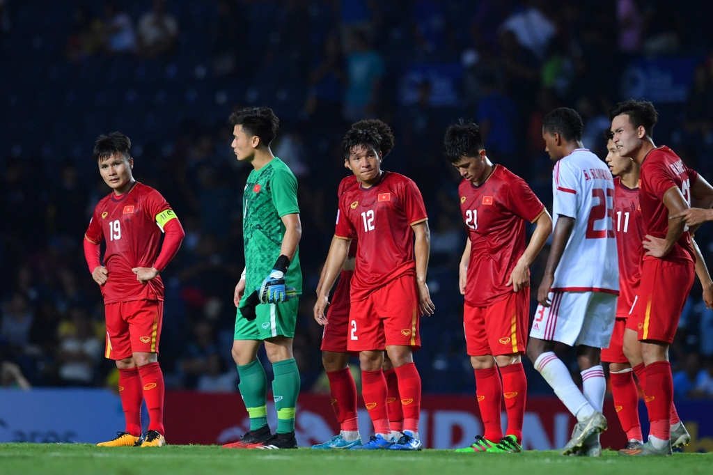 Muon tai lap ky tich, HLV Park can dang cap cua Dinh Trong hinh anh 4 AFC_U_23_CHAMPIONSHIP_2020_Match.jpg