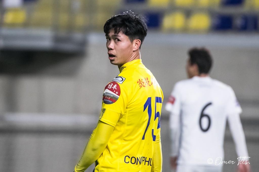 Tam gac giac mo xuat ngoai, Cong Phuong se toa sang o V.League? hinh anh 1 3.jpg